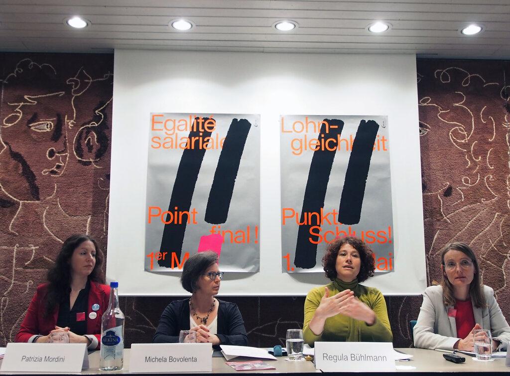 Fotos der Medienkonferenz vom 13.06.2018