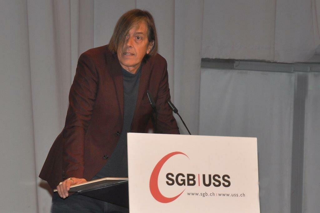 Fotos vom SGB-Kongress | Photos du congrès de l'USS