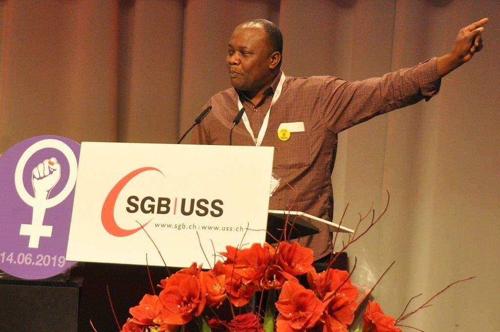 Fotos vom SGB-Kongress | Photos du congrès de l'USS