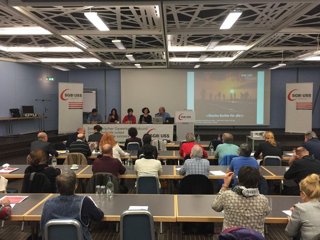 Migrationskonferenz 2017