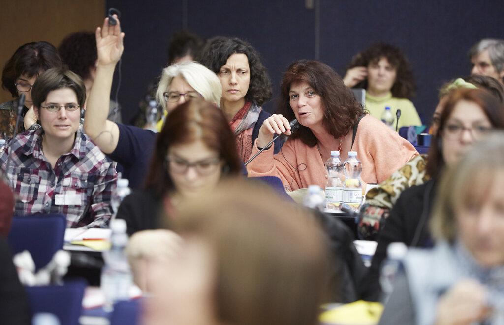 SGB-Frauenkongress | Congrès des femmes de l'USS