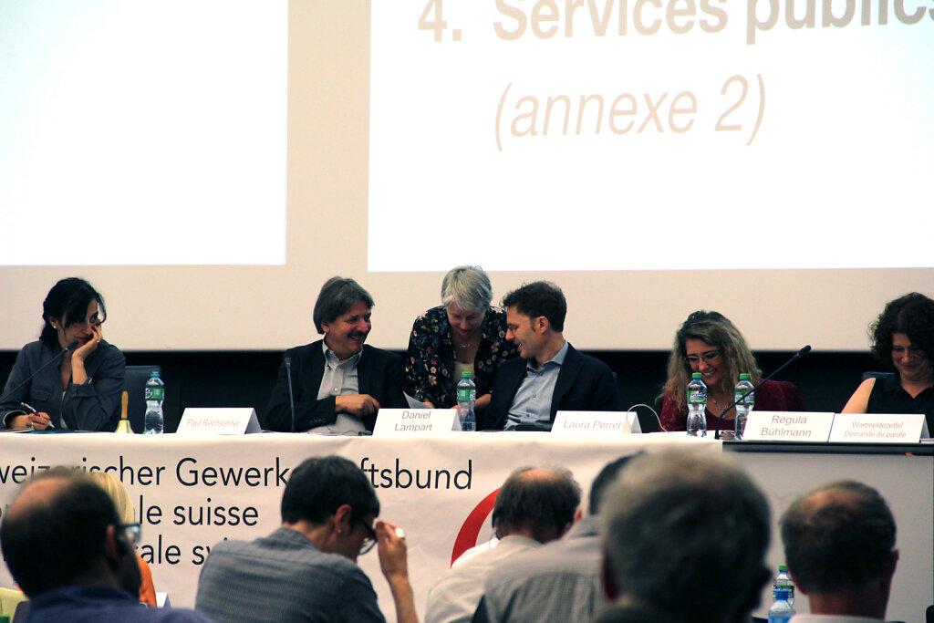 Assemblée des délégué(e)s | Delegiertenversammlung