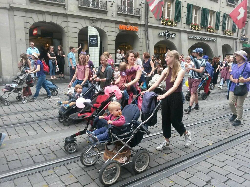 Kinderwagendemo