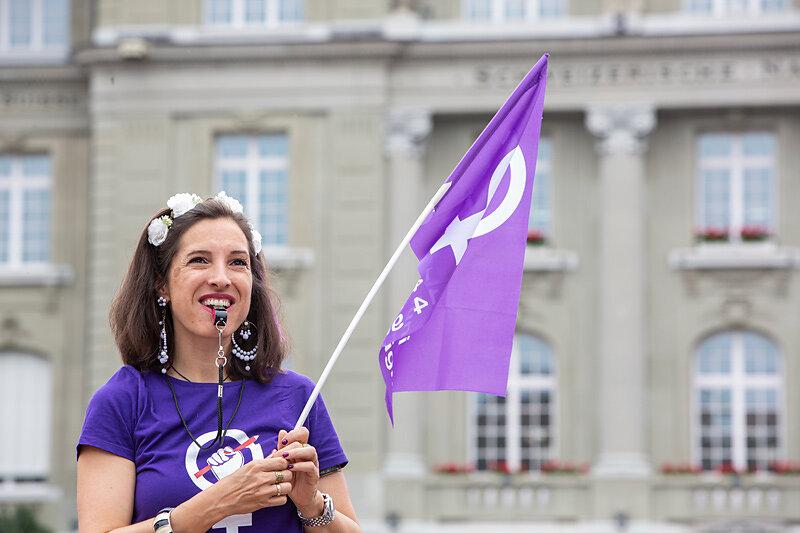 Frauen*streik/grève des femmes*, Biel